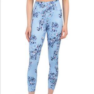 Nanette Lepore activewear 3 pocket wait legging